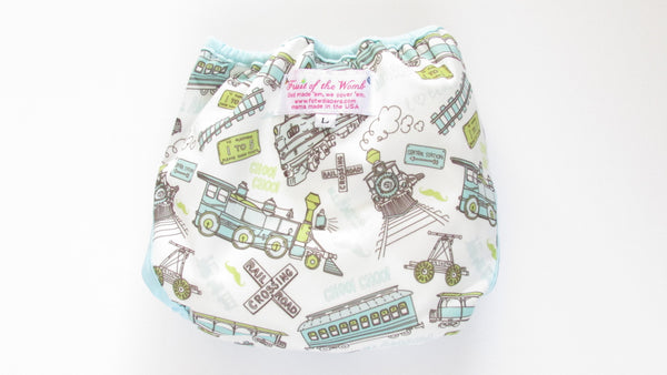 Print Diaper Covers One Size-Fruit of the Womb Diapers