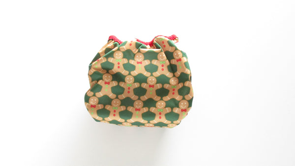 Gingerbread Man Diaper Cover-Fruit of the Womb Diapers