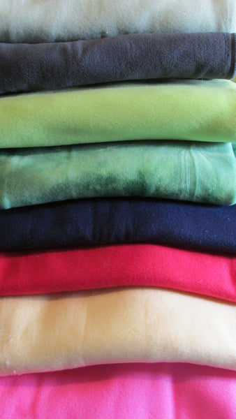 Organic Bamboo Hybrid Fitted in your choice of Print or Color-Fruit of the Womb Diapers