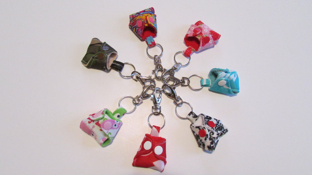 Key Chain Diapers