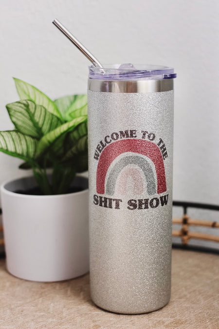 Espress Yourself 15oz White Mug