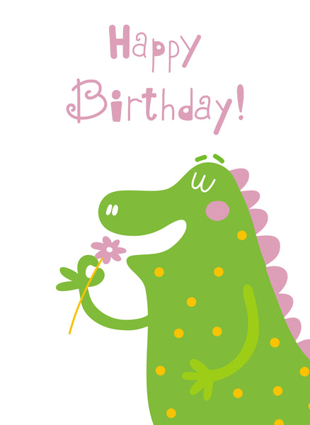 Young Children's Animal Birthday Cards A1 (10 Pack)