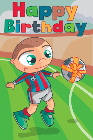 Children's Birthday Cards Pack A2 (20 pack)