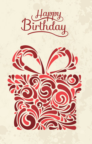 Assorted Birthday Cards Pack 01 (20 pack)