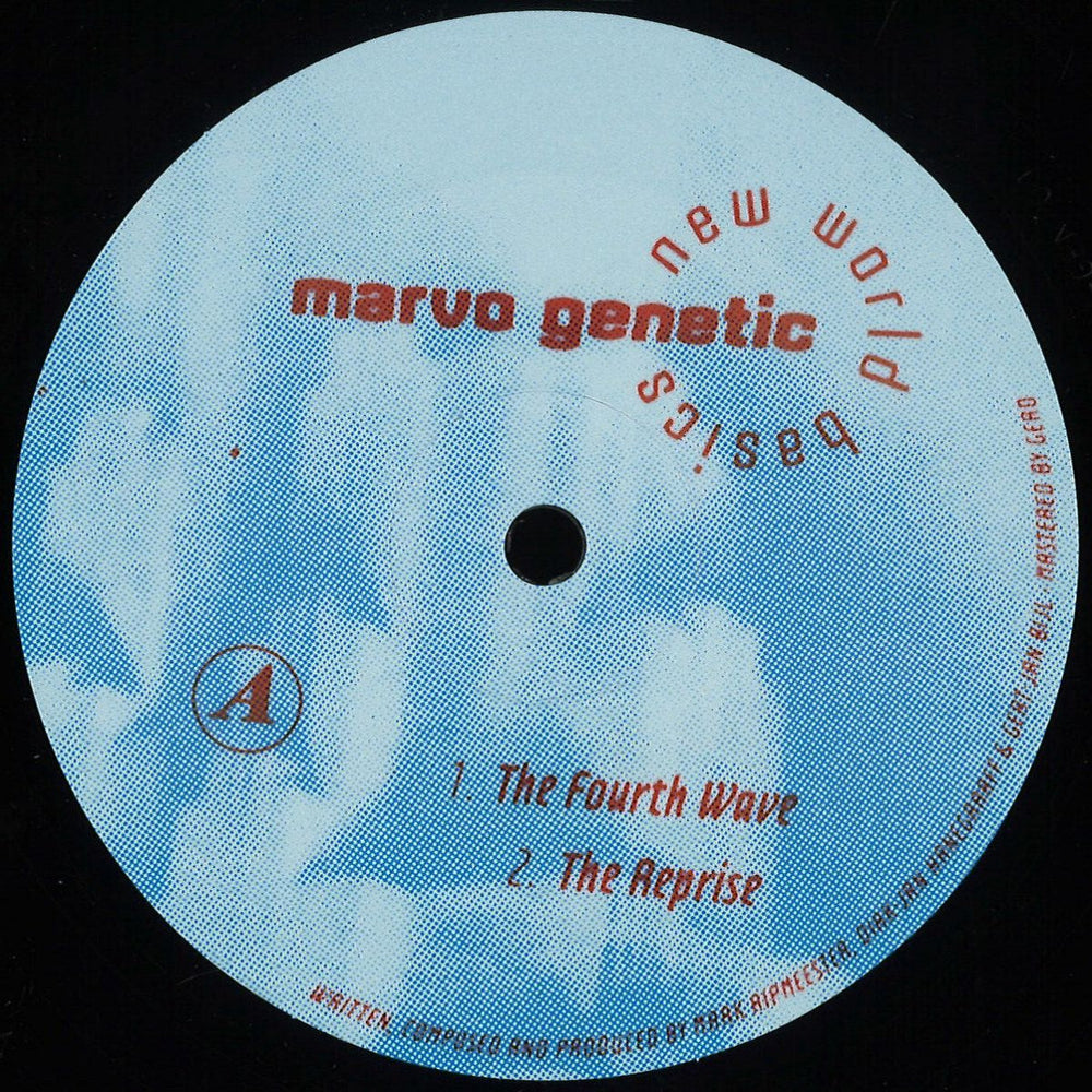 M-Gen01 - Marvo Genetic - New World Basics - Marvo Genetic