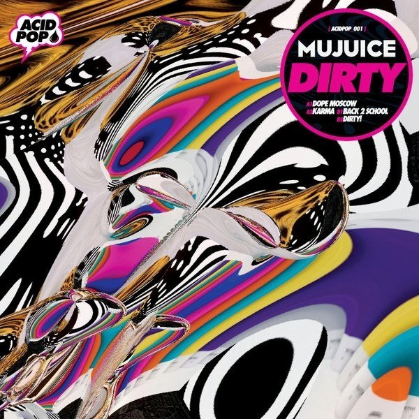 "12"" - Mujuice - Dirty EP"