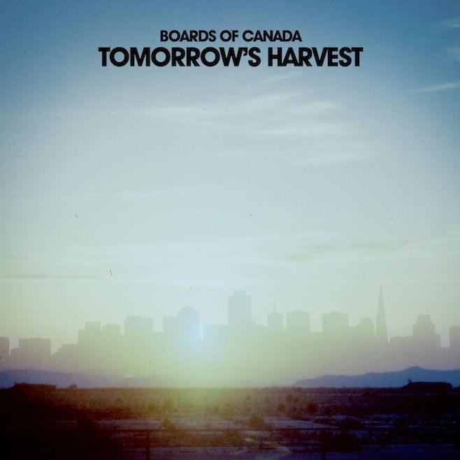 WARPLP257 - Boards Of Canada - Tomorrow's Harvest - Warp