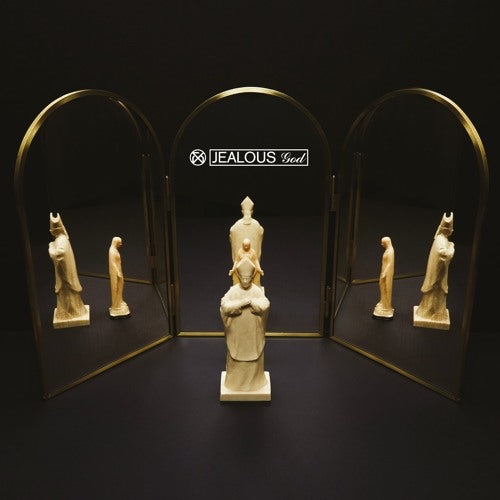 JG013 - Champagne Mirrors - Extended Communication Techniques - Jealous God