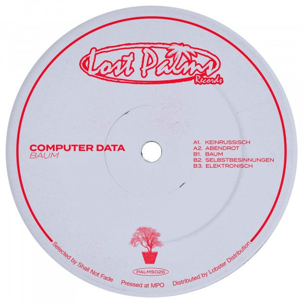 PALMS026 - Computer Data - Baum - Lost Palms