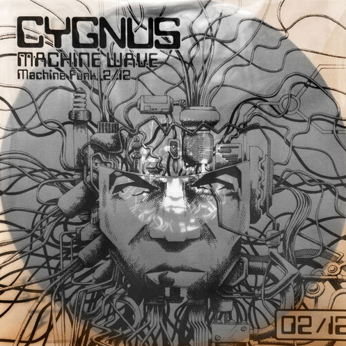 ER000-02 - Cygnus - Machine Funk 2/12 - Machine Wave - Electro Records
