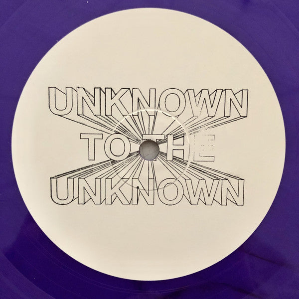 UTTU10 - DJ Haus - Let My Brain Go (Len Faki Remix) - Unknown To The Unknown