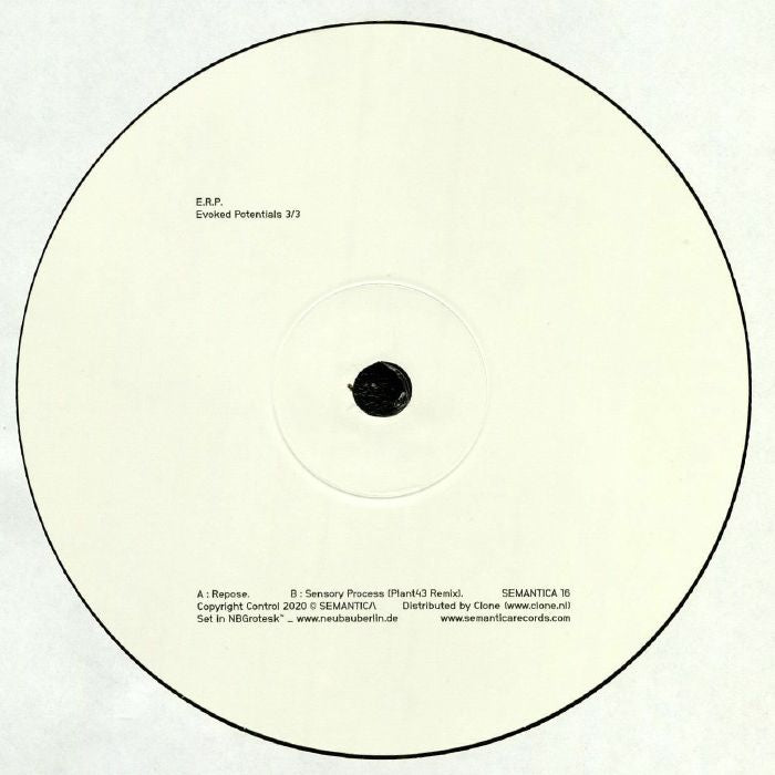 SEM0162019 - E.R.P. - Evoked Potentials 3/3 - Semantica