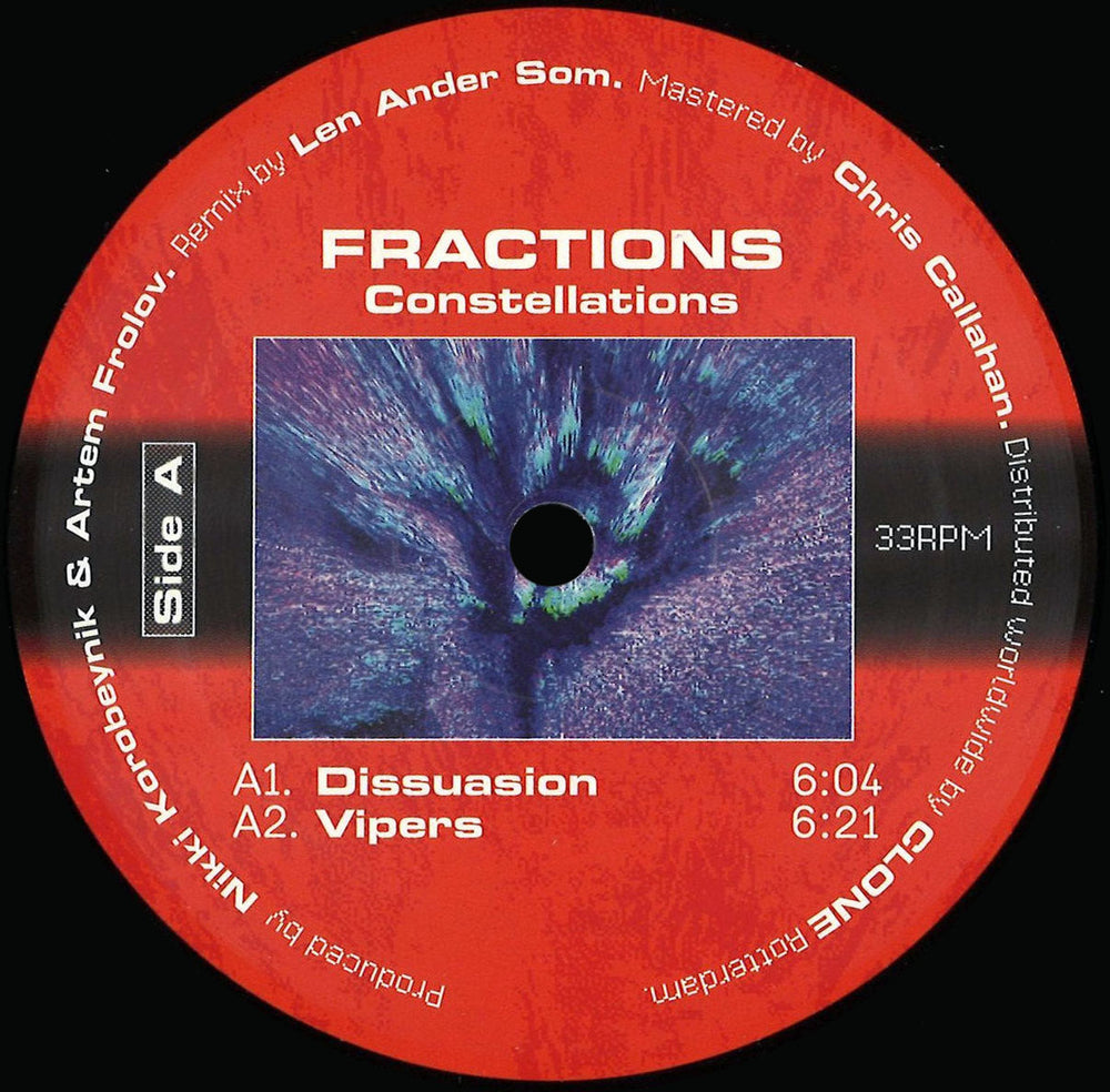 RET007 - Fractions - Constellations - Rotterdam Electronix