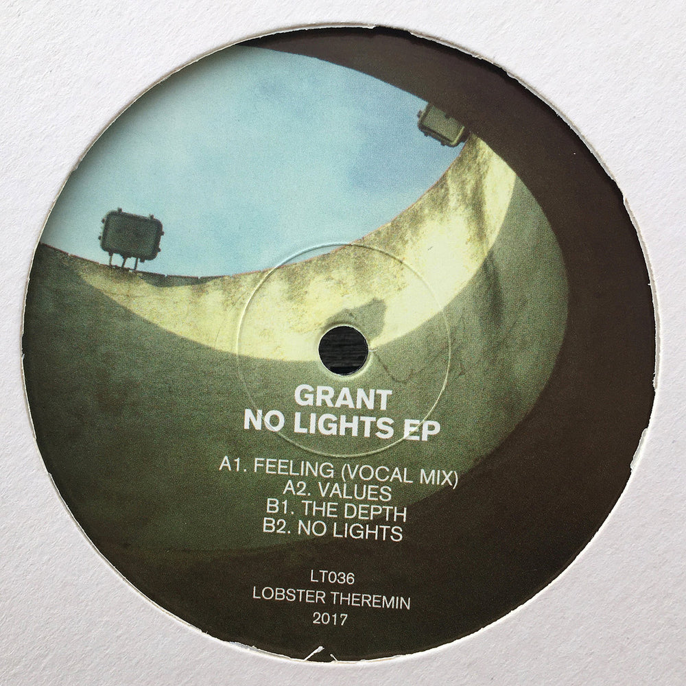 LT036 - Grant - No Lights - Lobster Theremin ‎