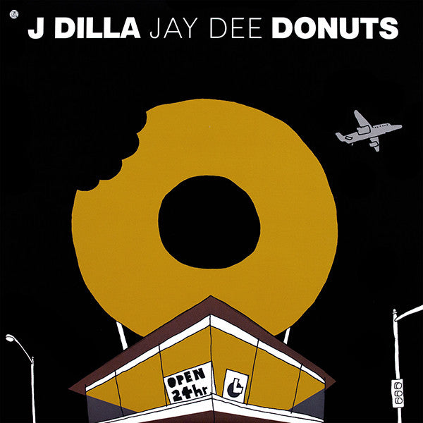 STH2126D - J Dilla - Donuts - Stones Throw