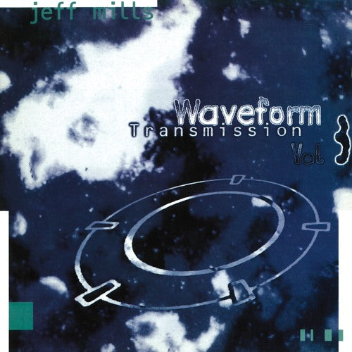 TRESOR025 - Jeff Mills - Waveform Transmission Vol. 3 - Tresor