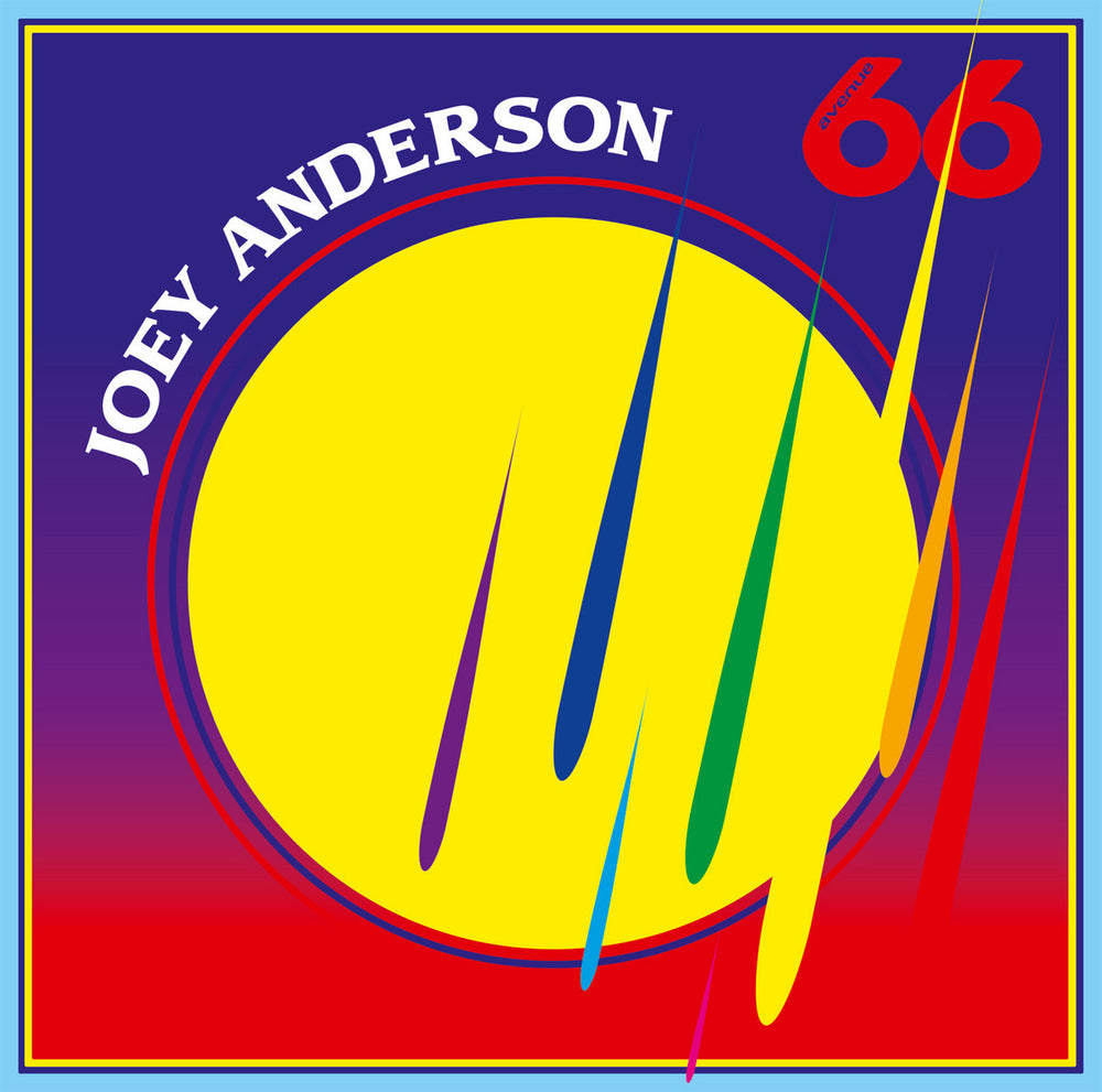 AVE 6608 - Joey Anderson - Rainbow Doll - Avenue 66