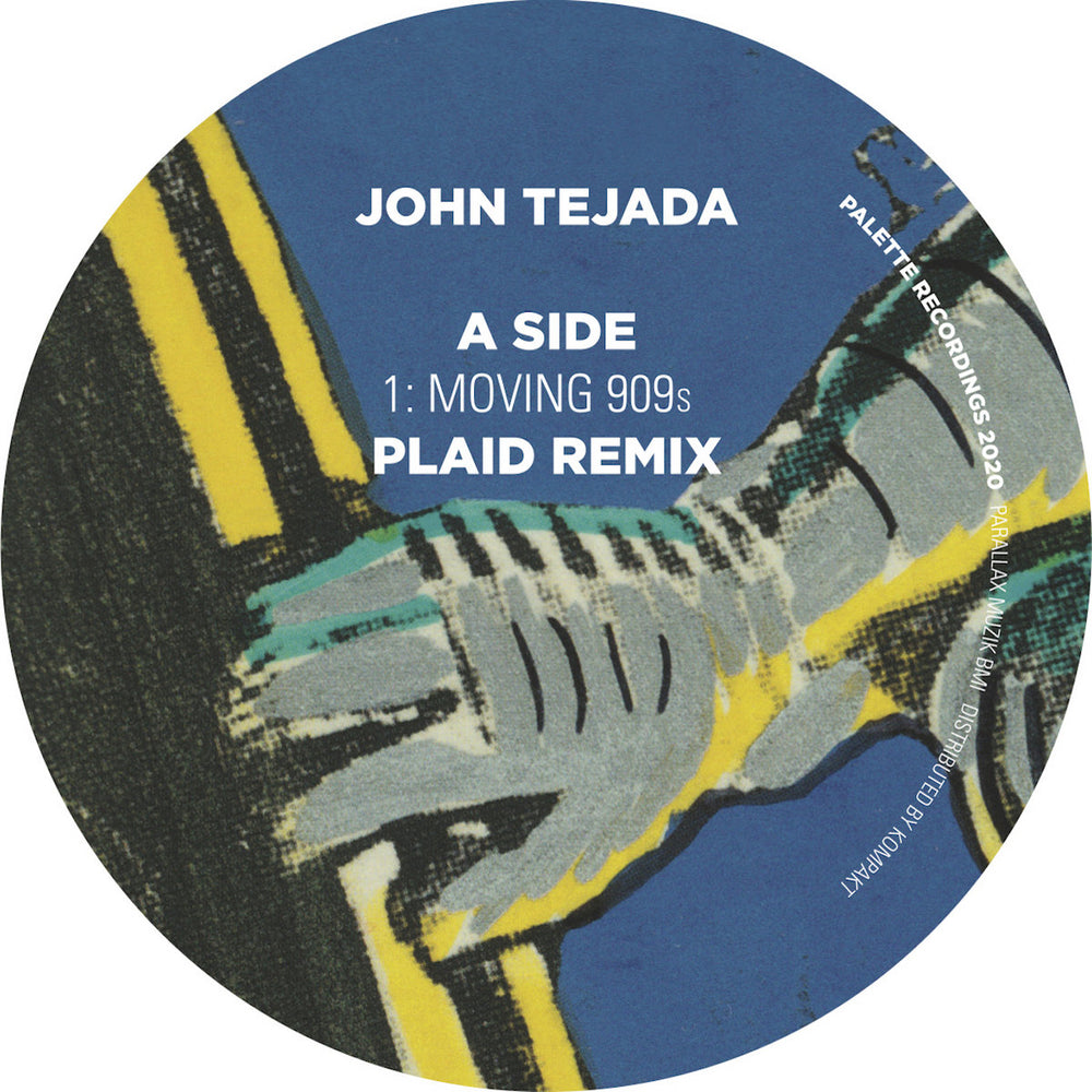 PAL-071 - John Tejada - Moving 909s - Palette