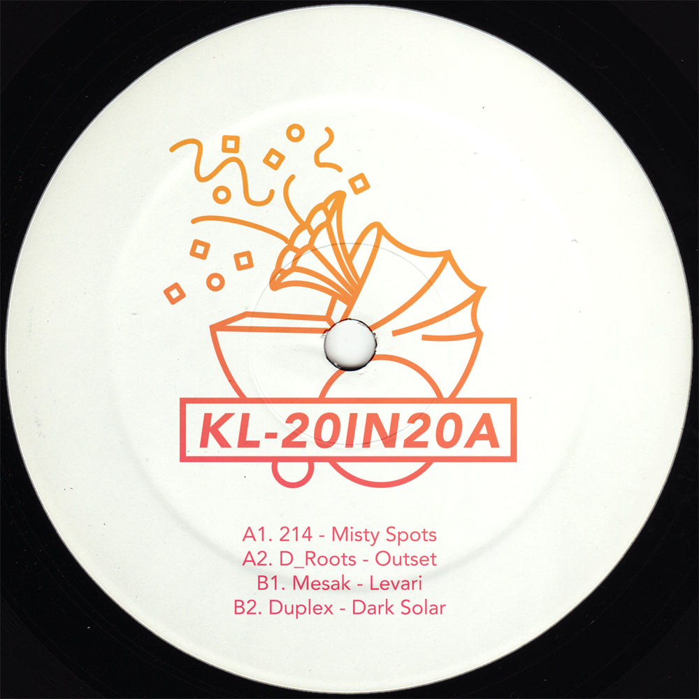 KL-20IN20A - Various Artists  - 20in20a - Klakson