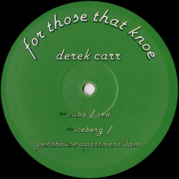 KNOE 5/3 - Derek Carr - Knoe 5/3 - For Those That Knoe