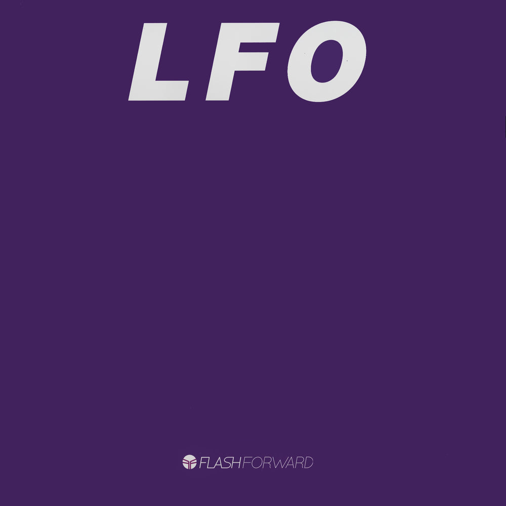 FFOR025 - LFO - LFO (30th Anniversary Edition) - Flash Forward