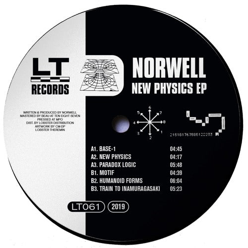 LT061 - Norwell - New Physics - Lobster Theremin