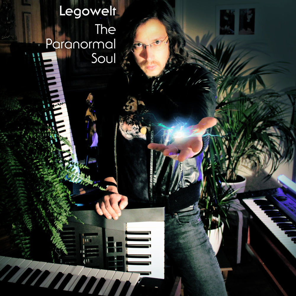 CJFD016LP - Legowelt - The Paranormal Soul - Clone Jack For Daze