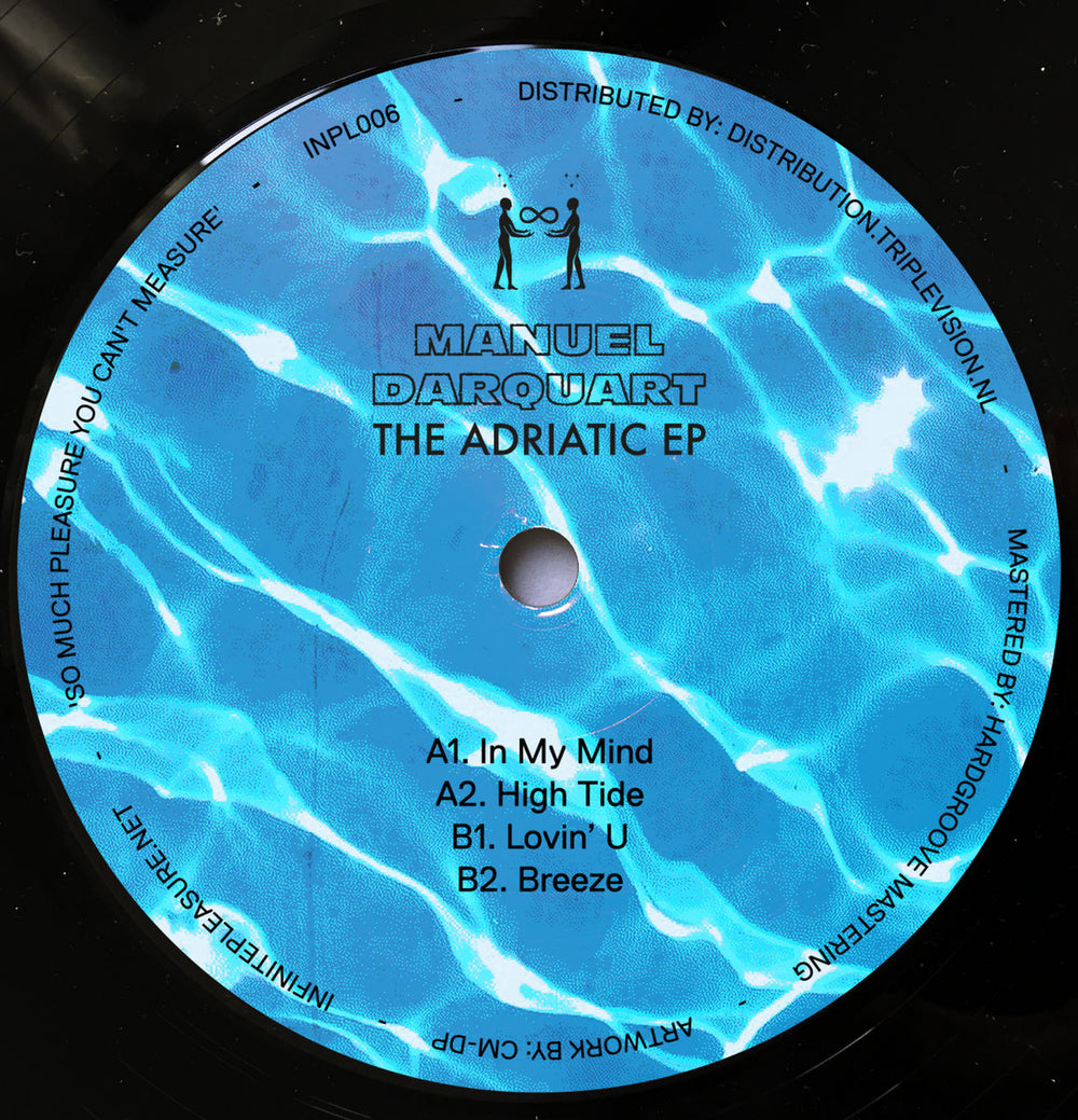 INPL006 - Manuel Darquart - The Adriatic - Infinite Pleasure
