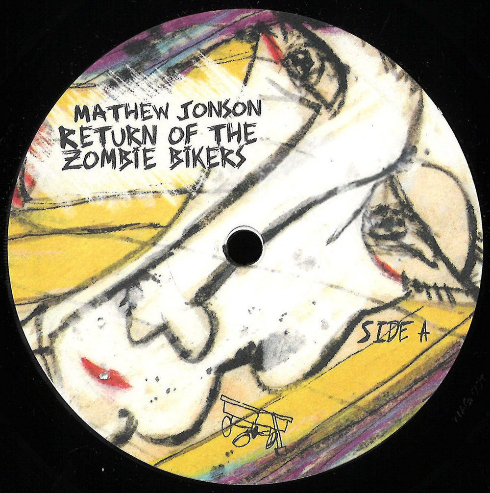 WAG004 - Mathew Jonson - Return Of The Zombie Bikers - Wagon Repair