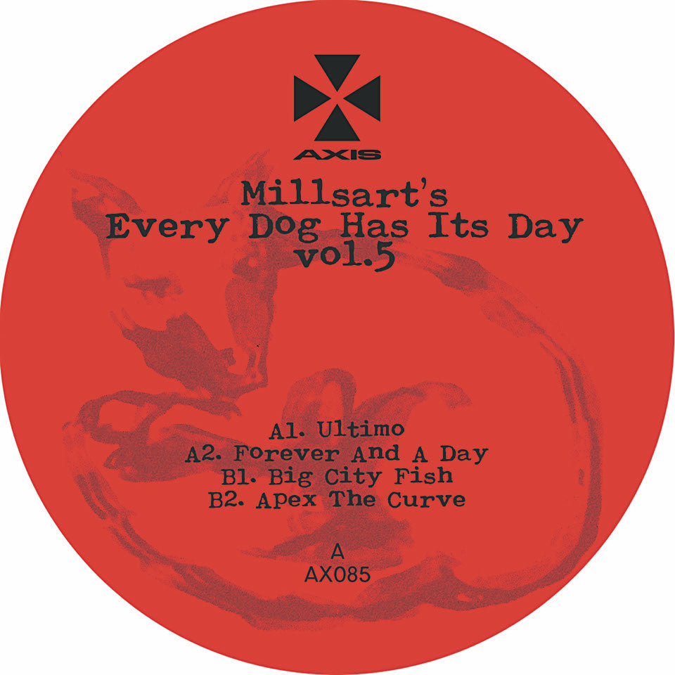 AX085 - Millsart - Every Dog Has Its Day Vol. 5 - Axis