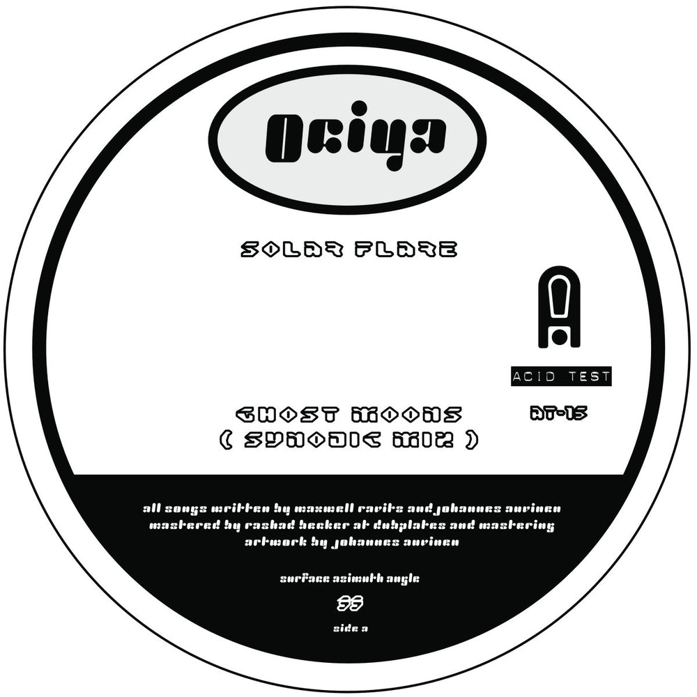 Acid Test 15 - Ociya & Tin Man - Acid Test 15 - Acid Test