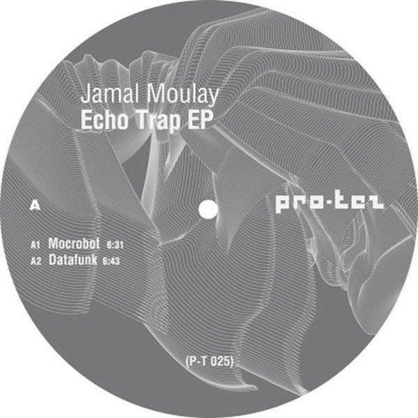 "12"" - Jamal Moulay - Echo Trap EP"