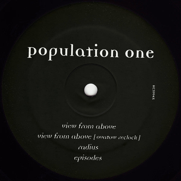 HCS994X - Population One - HCS994X - Harbour City Sorrow