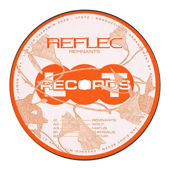 LT072 - Reflec - Remnants - Lobster Theremin