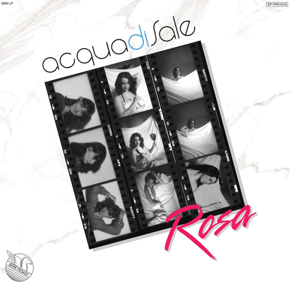 PRD1016 - Rosa - Acqua Di Sale - Periodica Records