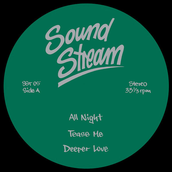 SST 05 - Sound Stream - All Night - Sound Stream