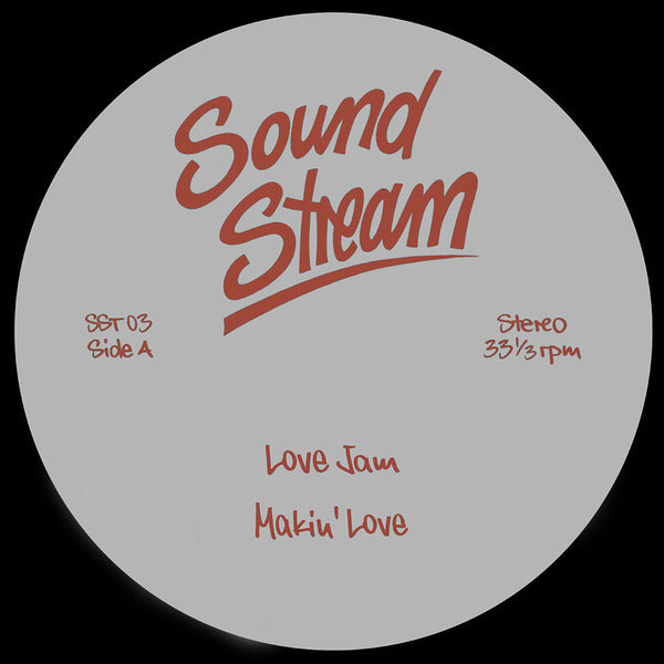 SST 03 - Sound Stream - Love Jam - Sound Stream