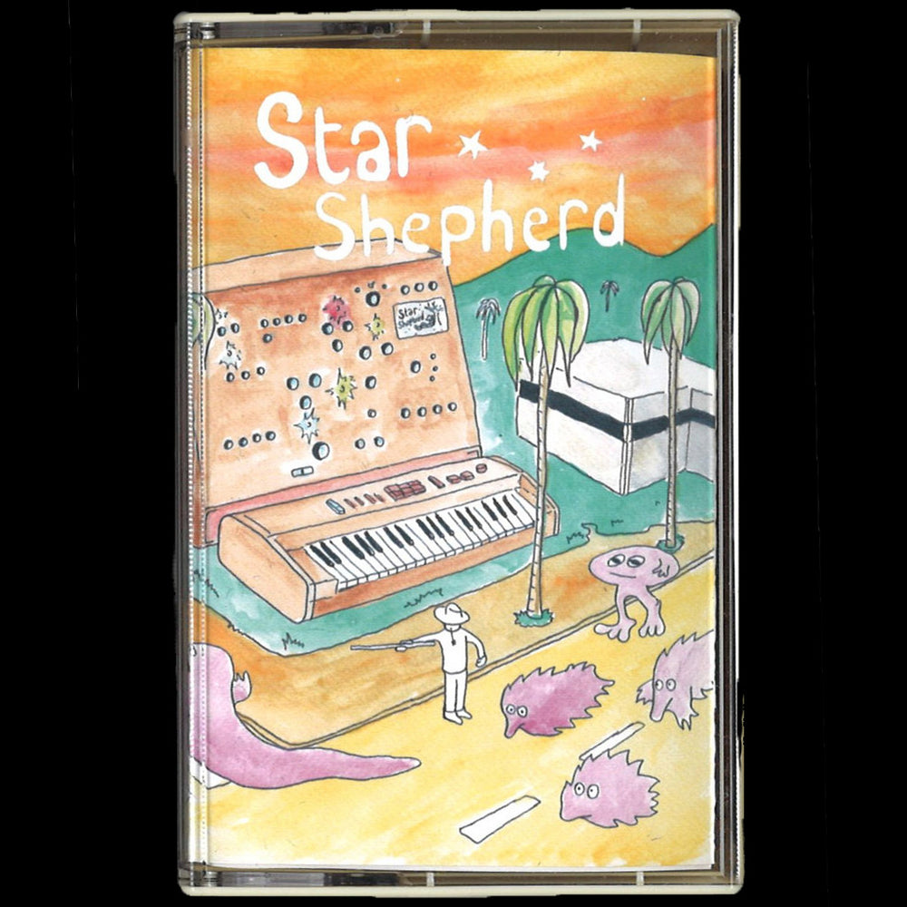 NW020TAPE - Star Shepherd - Current Explorations In Star Synthesis - Nightwind