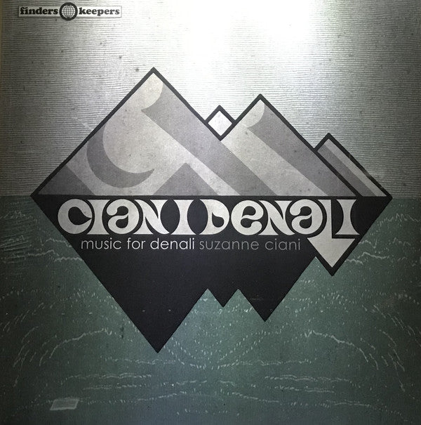 - Suzanne Ciani - Music For Denali - Finders Keepers