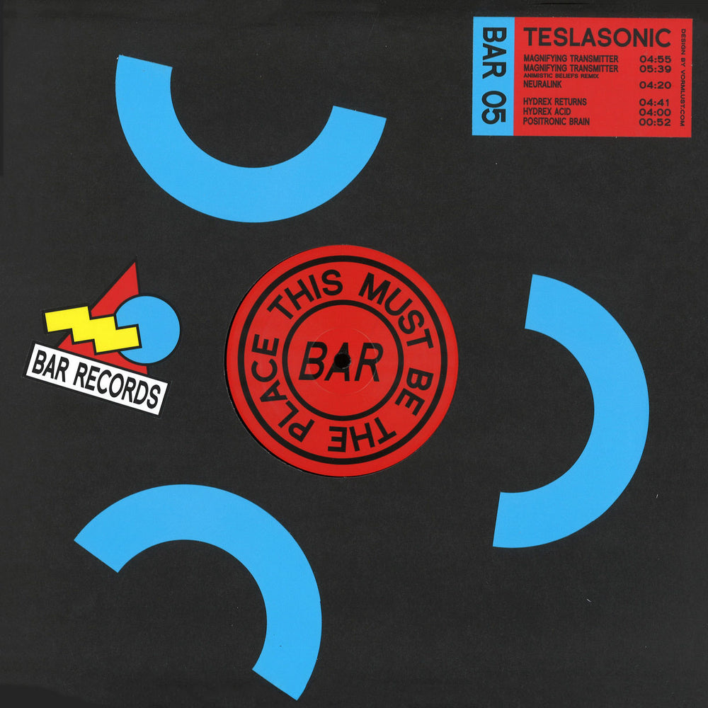 BAR05 - Teslasonic - BAR05 - Bar