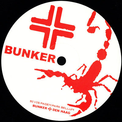 "12"" - The Exaltics - 1000 Lights In The Sky (Part3) (Bunker Records / B3091)"