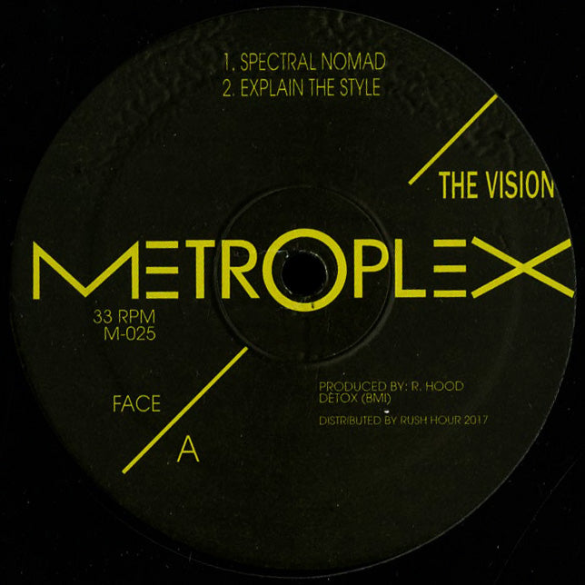 M025 - The Vision - Spectral Nomad - 12""