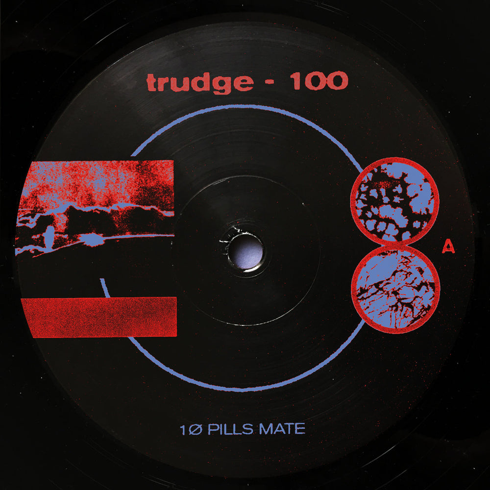 10PILLS010 - Trudge - 100 - 10 PILLS MATE