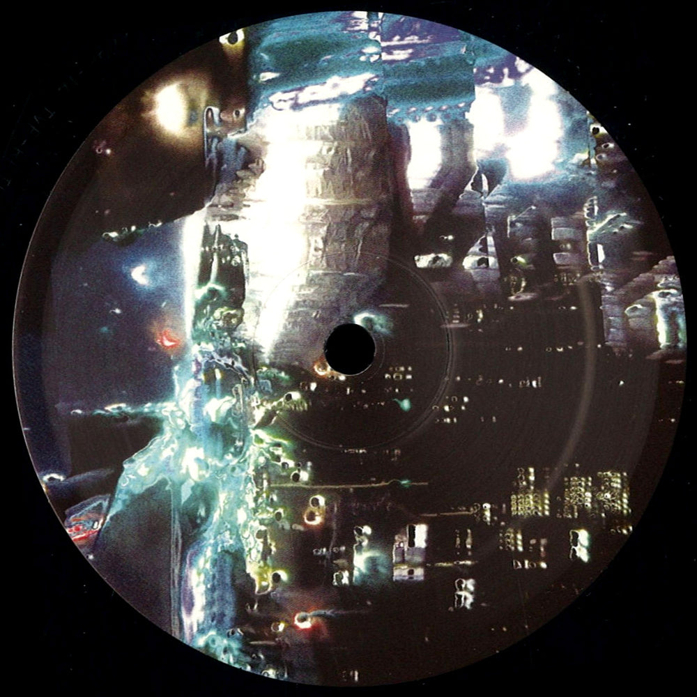 RPTCH09 - Umwelt, Ryan James Ford - RPTCH 09 - 12""