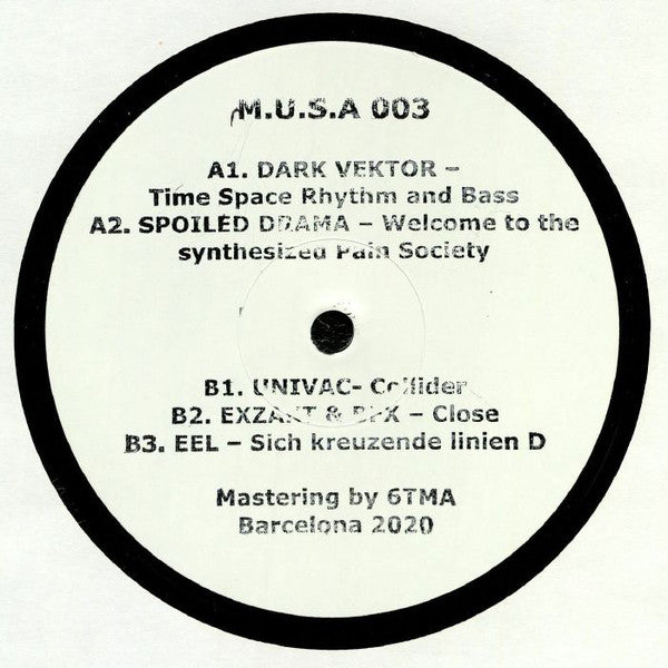 Musa003 - Various Artists - Raval Rave Breakers Pt.2 - M.U.S.A.