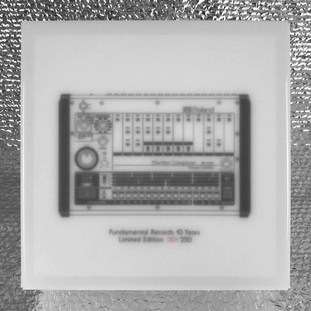 FUND023 - Various Artists - Time Capsule - 808 Box 10th Anniversary - Fundamental