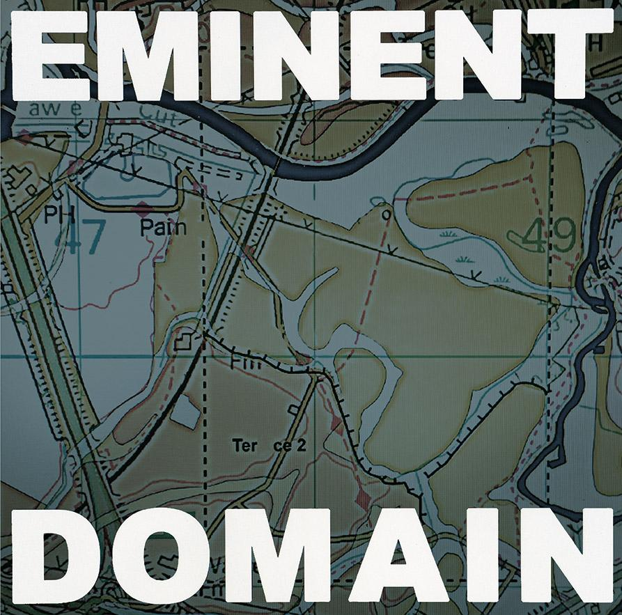 LIES125 - Various Artists - Eminent Domain - 3x12""
