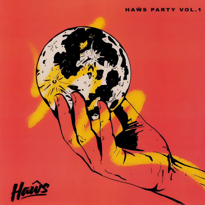 HAWS001 - Various Artists - Haws Party Vol. 1 - Haws