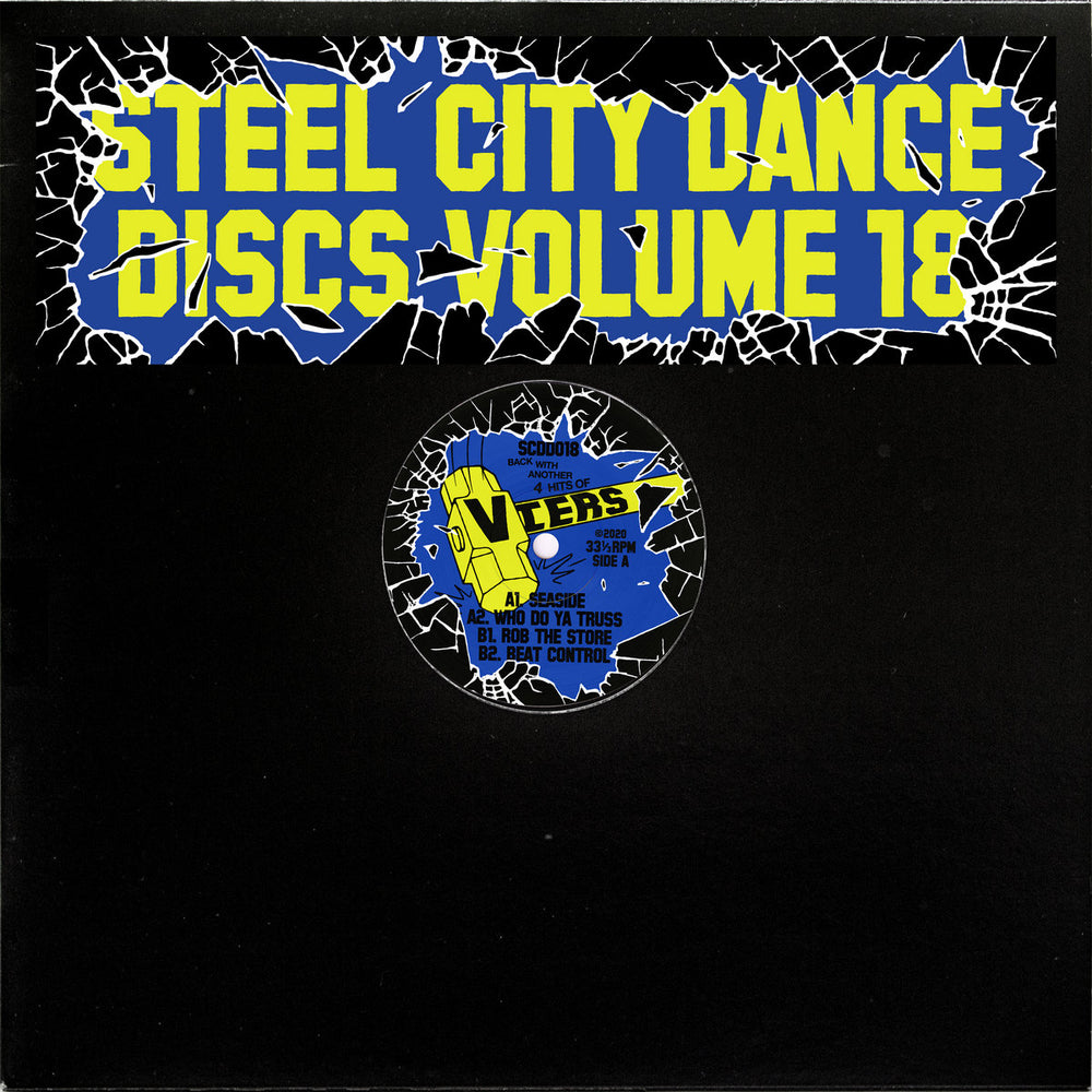 SCDD018 - Viers - Steel City Dance Discs Volume 18 - Steel City Dance Discs