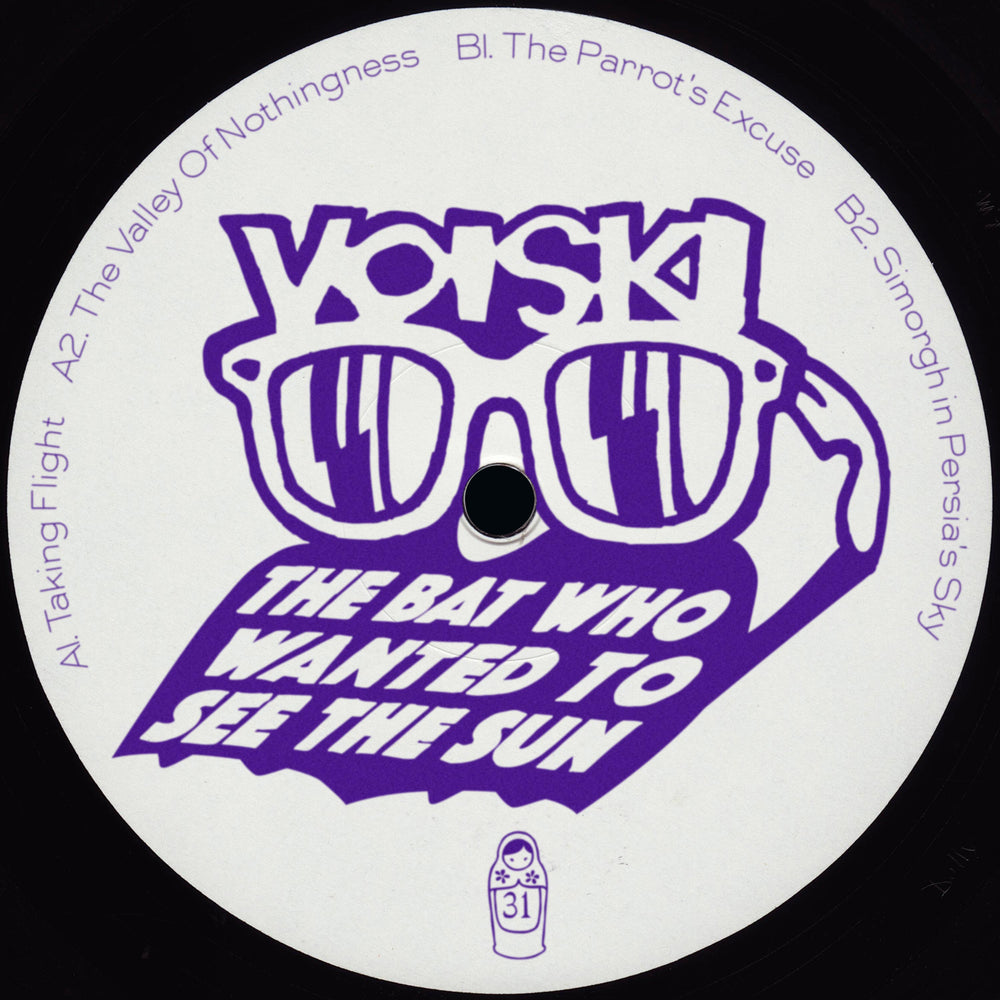 DOLLY031 - Voiski - The Bat Who Wanted To See The Sun - 12inch